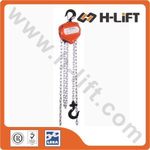 Manual Chain Hoist, Chain Pulley Block, Chain Block (CH-J) pictures & photos