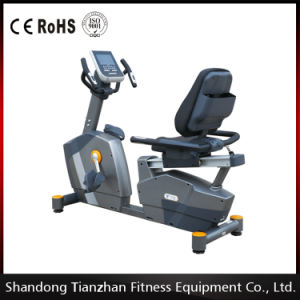 Commercial Gym Equipment Tz-7 Series Cardio Machine Recumbent Bike/Exercise Bike pictures & photos