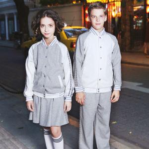 Bulk Short Sleeve Green School Uniform Polo Shirt Design pictures & photos