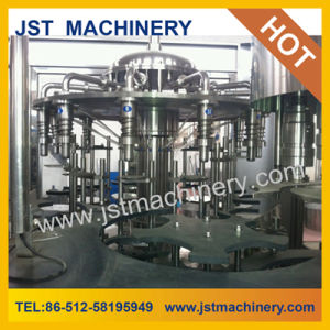 Three in One Triblock Automatic Water Pet Bottled Filling Plant pictures & photos