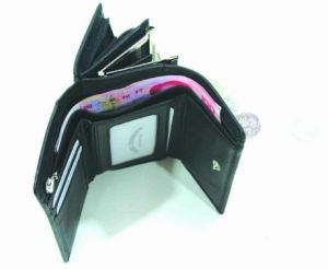 Men′s Genuine Leather Wallet/Purse/Bag (JYW-24047) pictures & photos