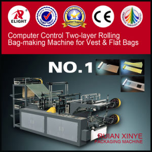 Computerize Rolling Plastic Bag Making Machinery pictures & photos