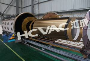 PVD Coating Machine/PVD Coating System/Vacuum Coating Equipment (for sheets, tubes, furniture, components) pictures & photos