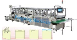 Fully Automatic Computer Control Patch Handle Bag machine pictures & photos