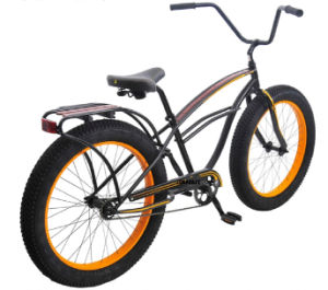 "26""*4.0 Fat Tire Bike Fat Beach Bicycles (FP-BCB-FAT01) pictures & photos"