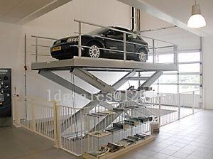 Hydraulic Scissor Car Lift (SJG3-6) pictures & photos