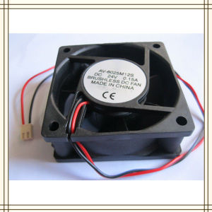 60*60*25mm DC Brushless Fan Made in China