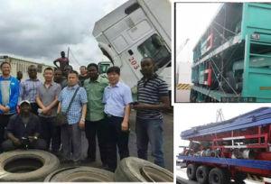 25t-200 Tons Semi Fuel Tanker Trailer pictures & photos