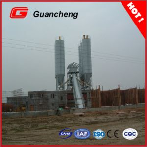 Hzs60 Big Size Concrete Mixing Plant in China pictures & photos