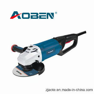 180/230mm 2350W Industrial Grade Electric Angle Grinder Power Tool (AT3136D) pictures & photos