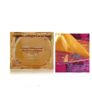 Gold Collagen Crystal Facial Mask pictures & photos