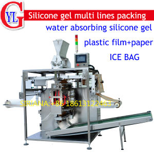 Multi Lines Silicone Gel Hero Lily Packing Machine pictures & photos