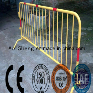 Paint Crowd Control Barrier (AS-594/professional/manufacture/good quality)