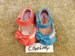 Children Girl Soft Sole Dress Shoe (C1406004)