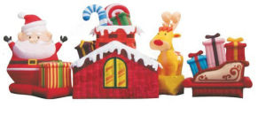 Christmas Decoration Holiday Inflatable Products (TV571) pictures & photos