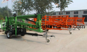 16m Aerial Working Maintenance Articulated Boom Lift pictures & photos