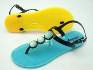 PVC Sandals for Girls pictures & photos