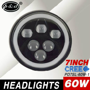 2015 Newest LED Headlight 60W for Jeep Wrangler