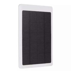 Wonderful Ultra-Thin Design Solar Battery Mobile Power Bank Charger pictures & photos