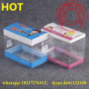 Good Quality UV Printing PVC Plastic Storage Boxes Bulk
