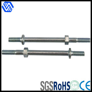 Stainless Steel Stud Bolt with Nut pictures & photos