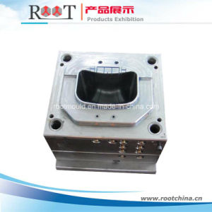 High Quality Dustbin Plastic Injection Mould pictures & photos