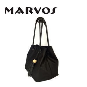 China Supplier Fabric Tote Handbags /Set Handbags China Wholesale (BS1610-5) pictures & photos