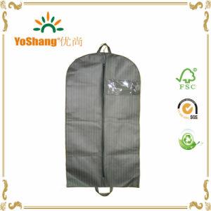 Wholesale Promotional Foldable Non Woven Suit Cover, Suit Garment Bag pictures & photos