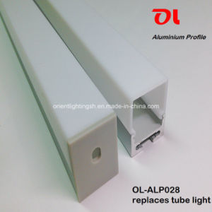 Alp028 Anodised Hanging Extrusion Aluminum LED Profile pictures & photos