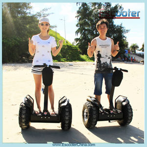 Human Transporter 2 Wheel Electric Chariot for Sale pictures & photos
