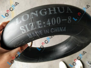 Hot Sale 400-8 Butyl Motorcycle Inner Tube for Nigeria Market pictures & photos