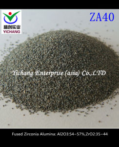 Zirconia Fused Aluminum Oxide for Abrasive Media pictures & photos