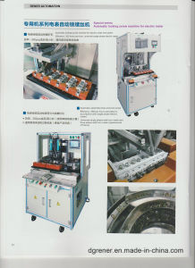 Automatic Locking Screw Machine for Electric Meter pictures & photos