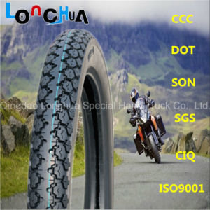 Three Wheel Motorcycle Tyre with Popular Pattern pictures & photos
