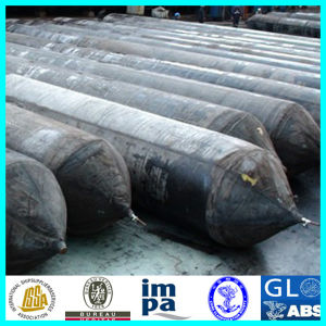 High Buoyancy Marine Ship Launching / Salvage Tube Airbag for Sale pictures & photos