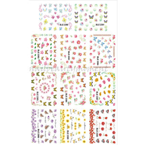 Art Nail Water Decals Transfer Decoration Sticker (NPP14) pictures & photos