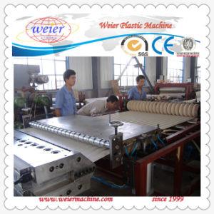 PVC Wave Roof Production Line pictures & photos