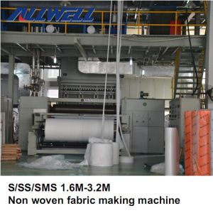 PP Nonwoven Textile Face Mask Making Machine pictures & photos