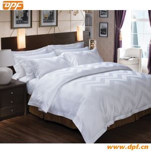 Type of Weave Design Jacquard Cotton Bedding Set pictures & photos