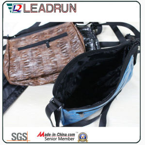 Gift Paper Nonwoven Shopping Bag Leather Cotton Canvas Hand Bag Backpack (X763) pictures & photos