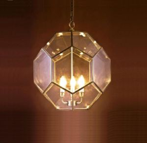 Glass Chandelier (WHG-8185) pictures & photos