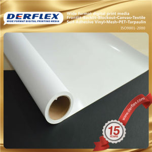 Roland Print Material PVC Self Adhesive Film Solvent Print Material pictures & photos