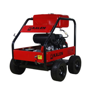 Ak50/15g Petrol Driven Outdoor Cold Water High Pressure Washer