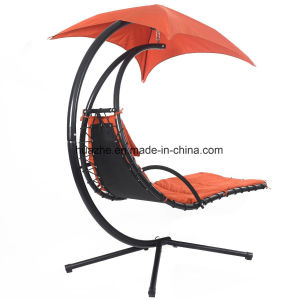Outdoor Garden Swing Chair Leisure Lying Swing pictures & photos