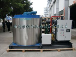 Large Capacity Flake Ice Making Machine(10mt-50mt/Day Flake Ice) pictures & photos