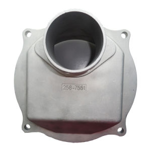 Aluminum Alloy Die Casting Part for Engine with Ts 16949 pictures & photos