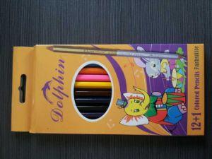 Wooden Pencil with Eraser Color Pencil Pencil pictures & photos