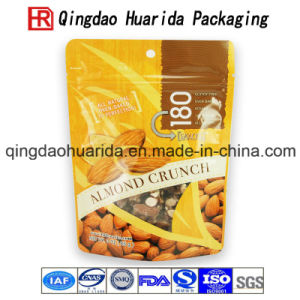 Food Grade Custom Printed Plastic Packaging Bags for Snack/Dried Fruit pictures & photos