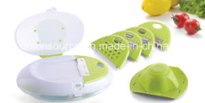 Muti-Function Kitchen Grater/Plastic Kitchen Grater (B0063) pictures & photos
