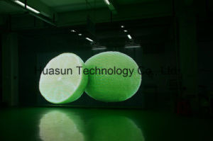 P10 Windows Glass LED Display Transparent LED pictures & photos